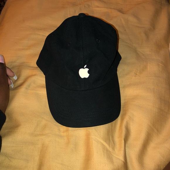 Black Apple Hat fc84fca696d
